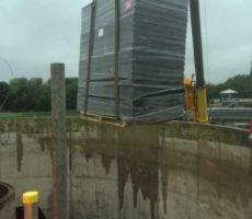4 - Waste Water Filter Installation